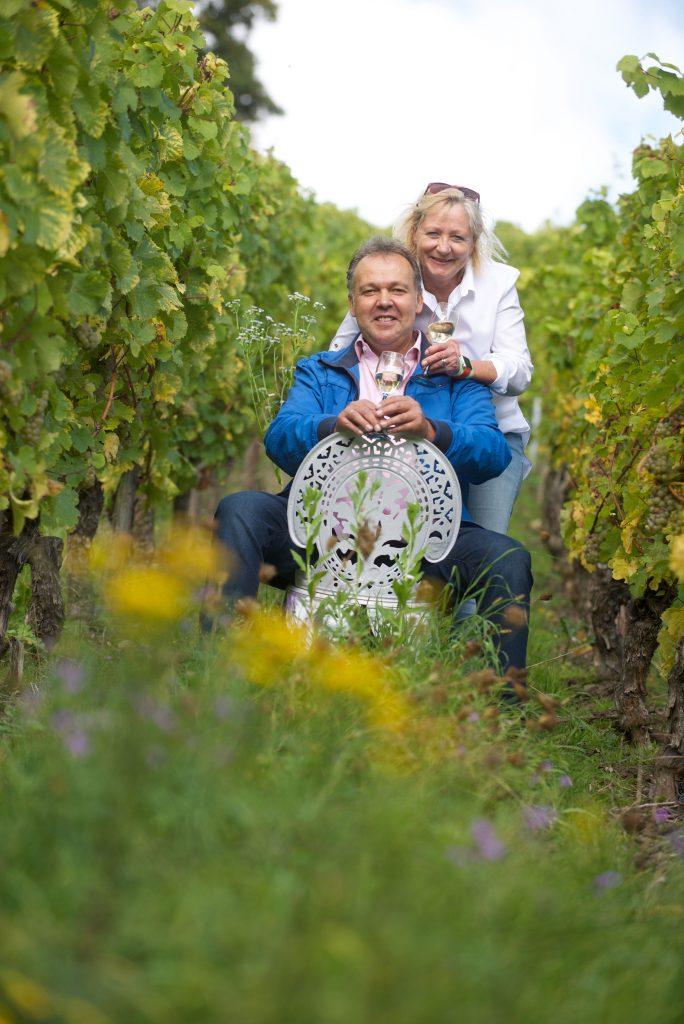 Claudia und Hans-Norbert Mack vom Weingut Mack