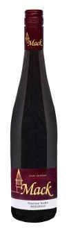 <br>Artikel-Nr.: 16/16<br>2016er Pinot Noir Qualitätswein trocken<br>