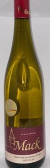 <br>Artikel-Nr.: 11/16<br>2016er Hallgartener Hendelberg Grüner Veltliner Qualitätswein trocken<br>