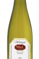 <br>2014er Hallgartener Würzgarten Weißburgunder Qualitätswein trocken<br>