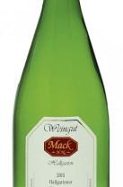 <br>2015er Hallgartener Würzgarten Riesling Qualitätswein halbtrocken<br>